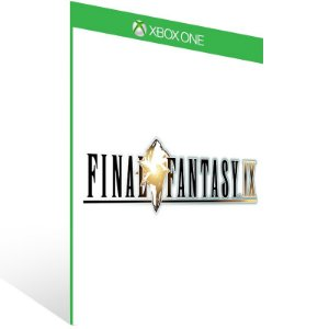 Final Fantasy 9 - Xbox One Live Mídia Digital