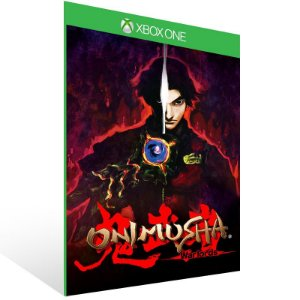 Onimusha: Warlords - Xbox One Live Mídia Digital
