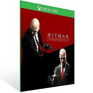 Hitman HD Enhanced Collection - Xbox One Live Mídia Digital