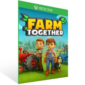 Farm Together - Xbox One Live Mídia Digital