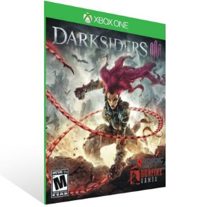 Darksiders 3 - Xbox One Live Mídia Digital