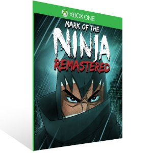 Mark of the Ninja: Remastered - Xbox One Live Mídia Digital