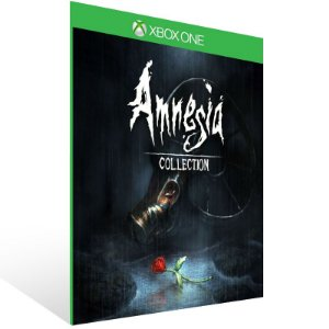 Amnesia: Collection - Xbox One Live Mídia Digital