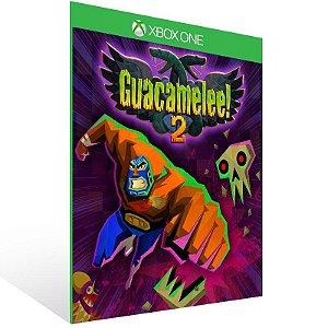 Guacamelee! 2 - Xbox One Live Mídia Digital