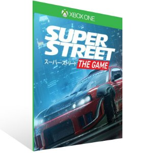 Super Street: The Game - Xbox One Live Mídia Digital