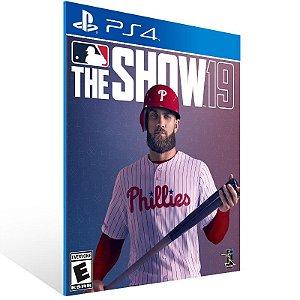 MLB The Show 19 - Ps4 Psn Mídia Digital