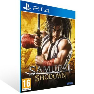 Samurai Shodown - Ps4 Psn Mídia Digital