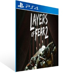 Layers of Fear 2 - Ps4 Psn Mídia Digital