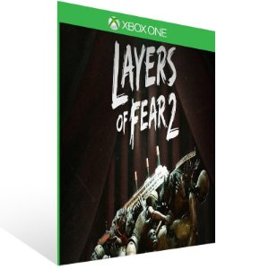 Layers of Fear 2 - Xbox One Live Mídia Digital