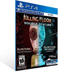 Killing Floor: Double Feature - Ps4 Psn Mídia Digital