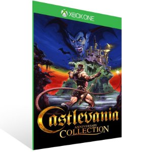 Castlevania Anniversary Collection - Xbox One Live Mídia Digital