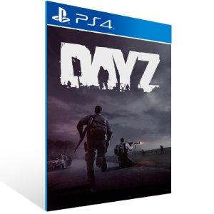 DayZ - Ps4 Psn Mídia Digital