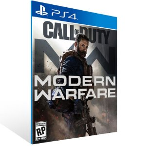 Call of Duty Modern Warfare 2019 - Ps4 Psn Mídia Digital