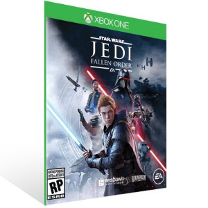 STAR WARS Jedi Fallen Order - Xbox One Live Mídia Digital