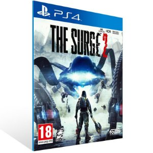 The Surge 2 - Ps4 Psn Mídia Digital