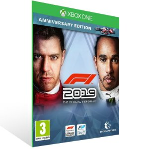 F1 2019 - Xbox One Live Mídia Digital