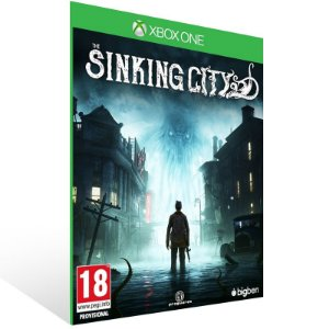 The Sinking City - Xbox One Live Mídia Digital