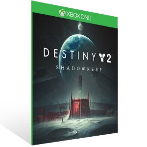 Destiny 2: Shadowkeep - Xbox One Live Mídia Digital