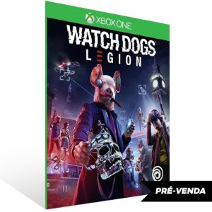 Watch Dogs: Legion - Xbox One Live Mídia Digital Pré-Venda 06/03/2020