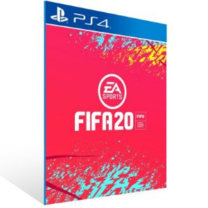 FIFA 20 Standard Edition - Ps4 Psn Mídia Digital