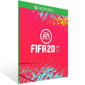 FIFA 20 Standard Edition - Xbox One Live Mídia Digital