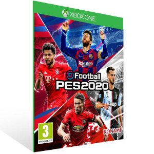 eFootball PES 2020 - Xbox One Live Mídia Digital