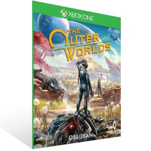 The Outer Worlds - Xbox One Live Mídia Digital