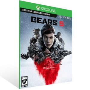 Gears 5 - Xbox One Live Mídia Digital