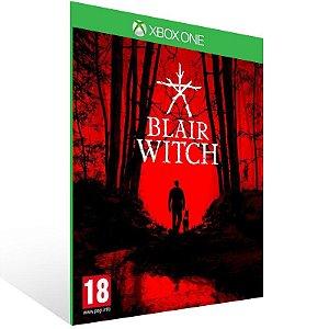 Blair Witch - Xbox One Live Mídia Digital