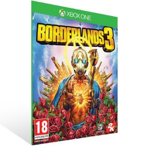 Borderlands 3 - Xbox One Live Mídia Digital