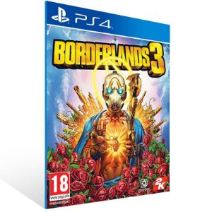 Borderlands 3 - Ps4 Psn Mídia Digital