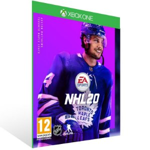 NHL 20 Standard Edition - Xbox One Live Mídia Digital