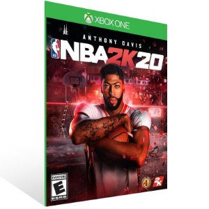 NBA 2K20 - Xbox One Live Mídia Digital