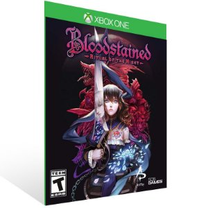 Bloodstained: Ritual of the Night - Xbox One Live Mídia Digital