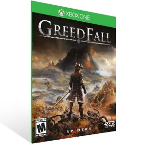 GreedFall - Xbox One Live Mídia Digital