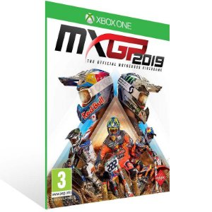 MXGP 2019 - Xbox One Live Mídia Digital