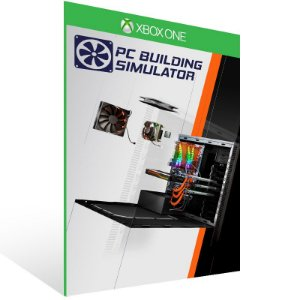 PC Building Simulator - Xbox One Live Mídia Digital