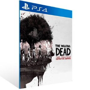 The Walking Dead: The Telltale Definitive Series - Ps4 Psn Mídia Digital