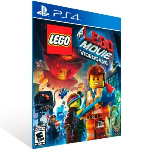 The Lego Movie Videogame - Ps4 Psn Mídia Digital