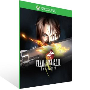 FINAL FANTASY VIII Remastered - Xbox One Live Mídia Digital
