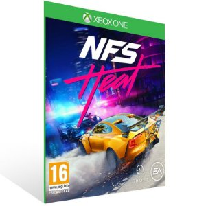 Need for Speed Heat Standard Edition - Xbox One Live Mídia Digital