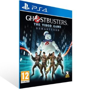 Ghostbusters: The Video Game Remastered - Ps4 Psn Mídia Digital