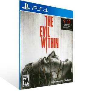 The Evil Within - Ps4 Psn Mídia Digital