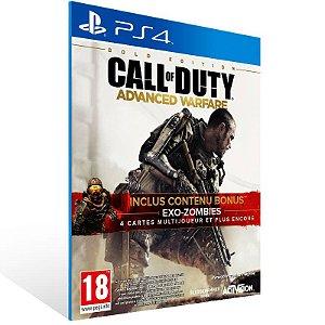 Call Of Duty Advanced Warfare - Ps4 Psn Mídia Digital