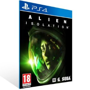 Alien Isolation - Ps4 Psn Mídia Digital