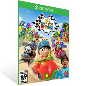 Corre com o Ryan - Xbox One Live Mídia Digital