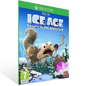 Era do Gelo Aventura Maluca do Scrat! - Xbox One Live Mídia Digital