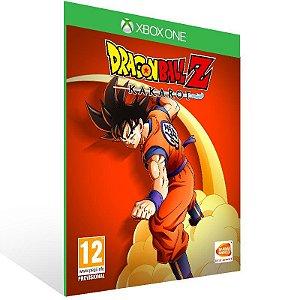 DRAGON BALL Z: KAKAROT - Xbox One Live Mídia Digital