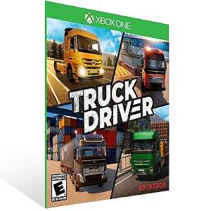 Truck Driver - Xbox One Live Mídia Digital
