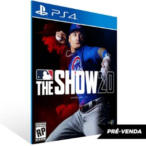 MLB The Show 20 - Ps4 Psn Mídia Digital Pré-Venda 17/03/2020